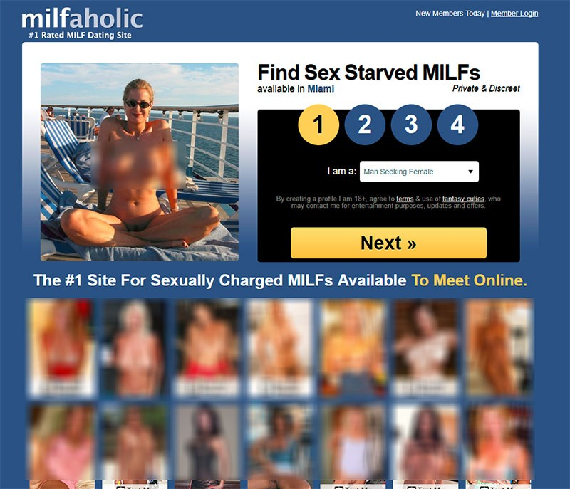 Milfaholic Review