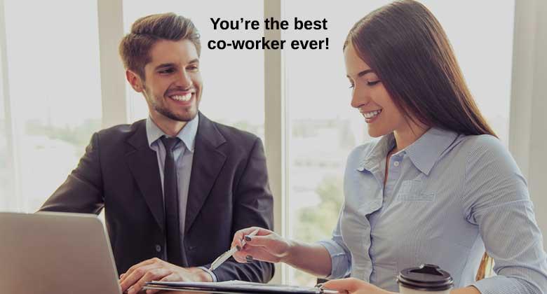 co-worker hookups