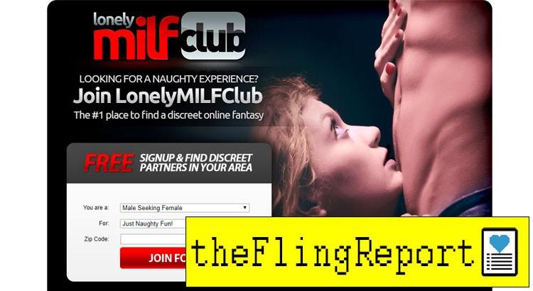 LonelyMilfClub.com Review
