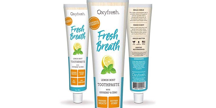 Oxy Fresh Toothpate