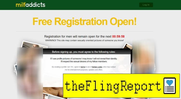 Milfaddicts.com website
